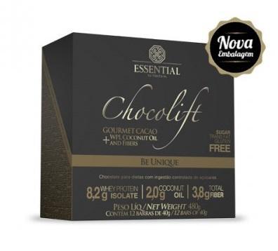 Chocolift Be Unique 480g - Essential Nutrition