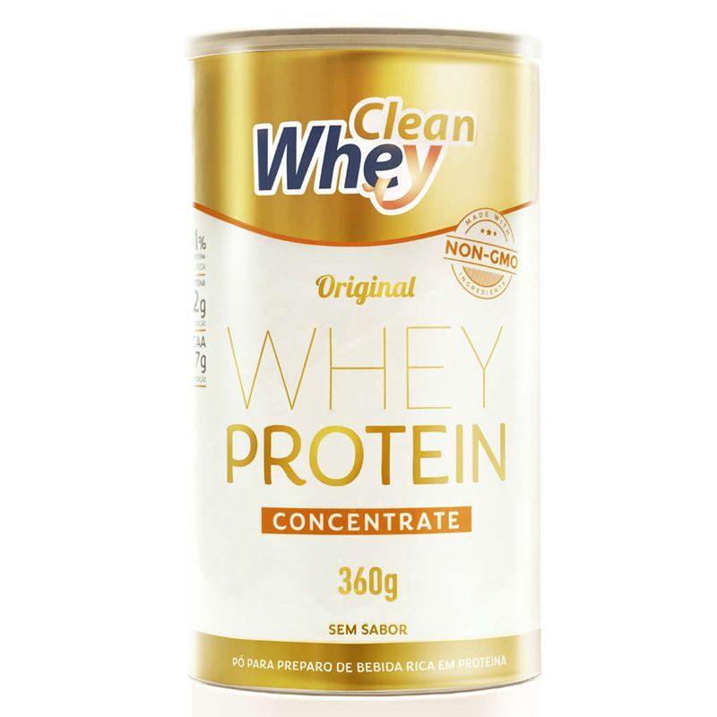 Clean Whey Concentrate Classic 360g - Clean Whey
