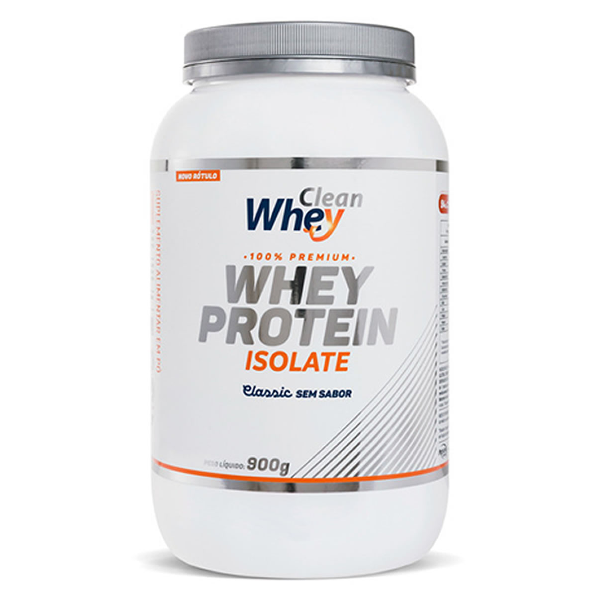 Clean Whey Isolate 900g - Clean Whey