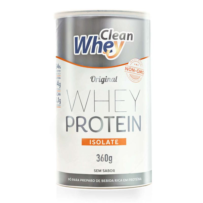 Clean Whey Isolate Classic 360g - Clean Whey