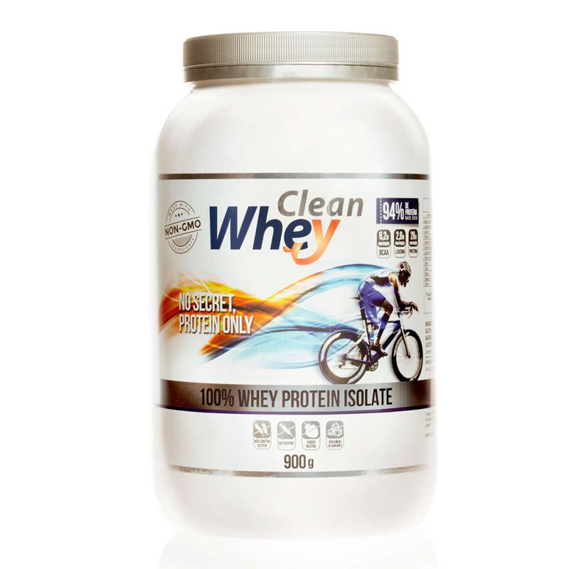 Clean Whey Isolate Classic 900g - Clean Whey