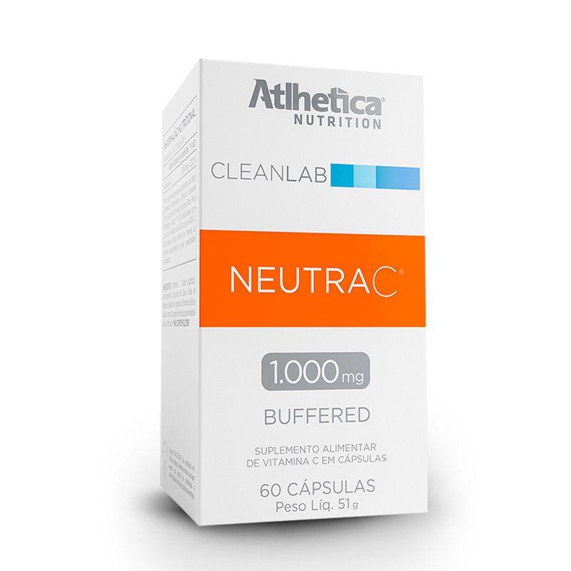 Cleanlab Neutra C - 60 Cápsulas - Atlhetica