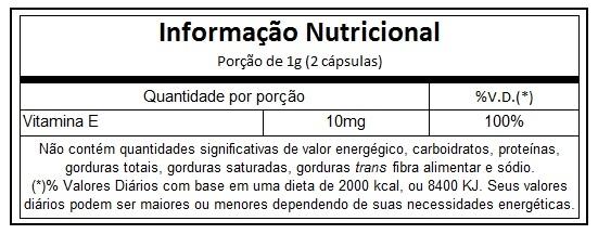 Coenzima Q10 60 Cápsulas - Vitafor