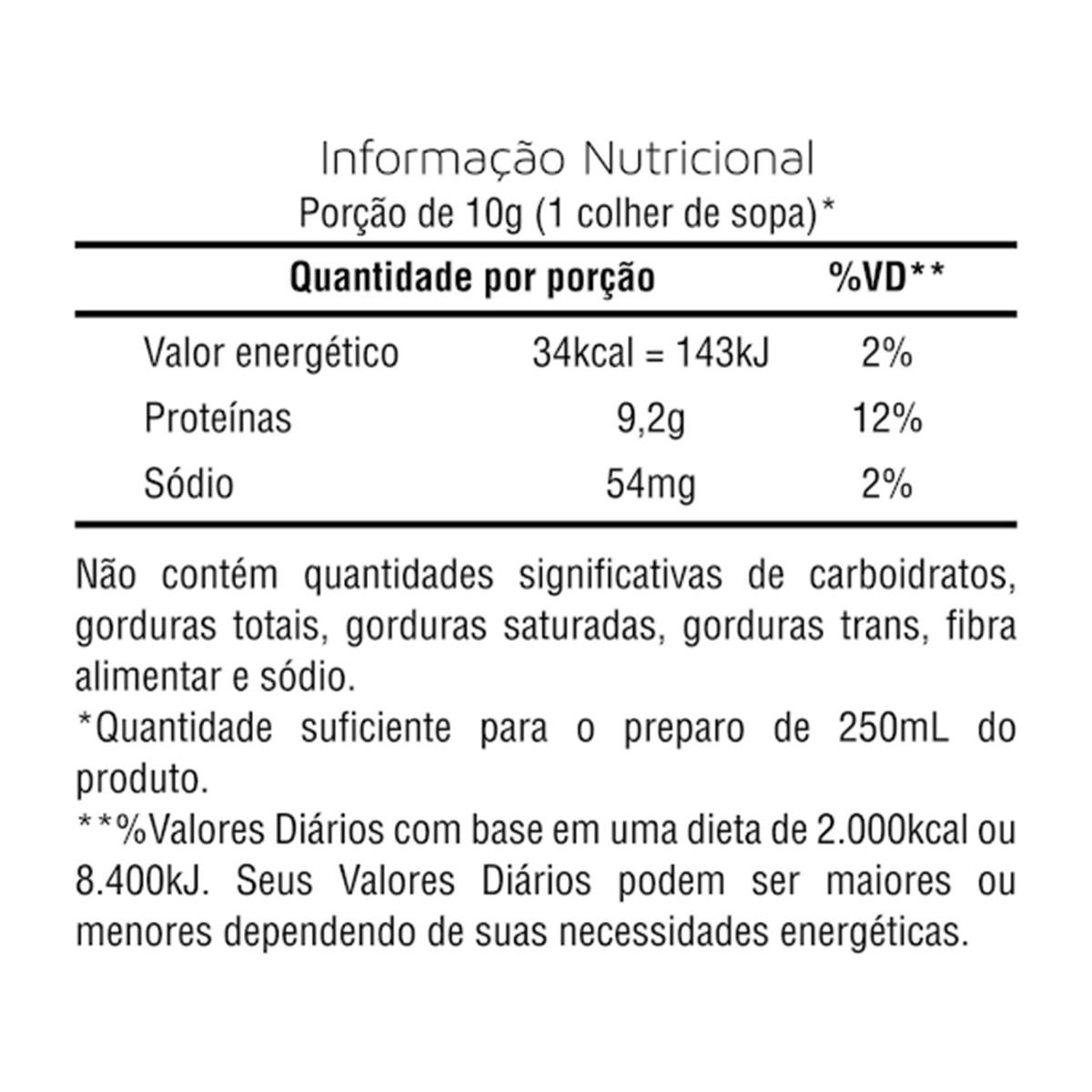 Colágeno Hidrolisado 200 g - Slim