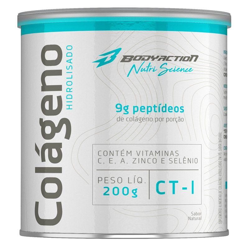Colágeno Hidrolisado 200g - Body Action