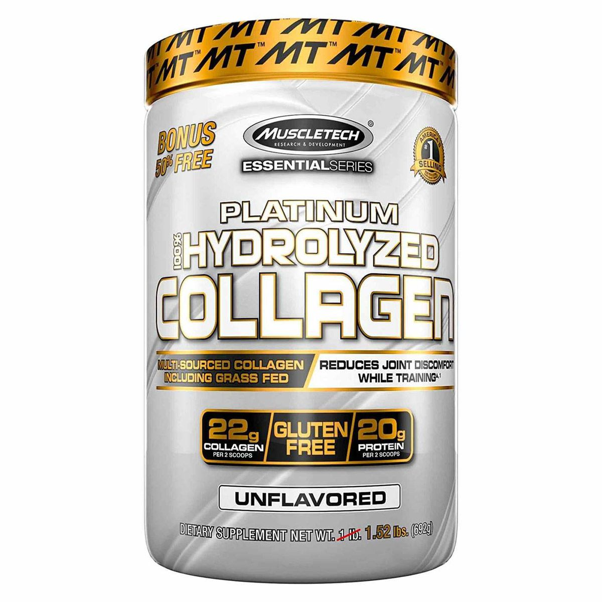 Colageno Hidrolisado 700g - Muscletech