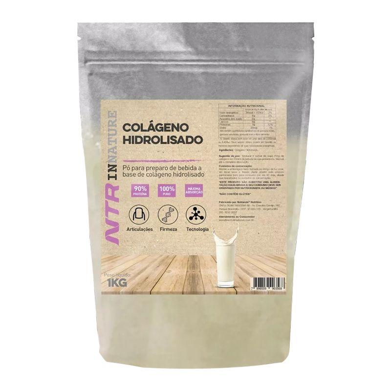 Colágeno Hidrolisado  In Nature - 1Kg - NTR