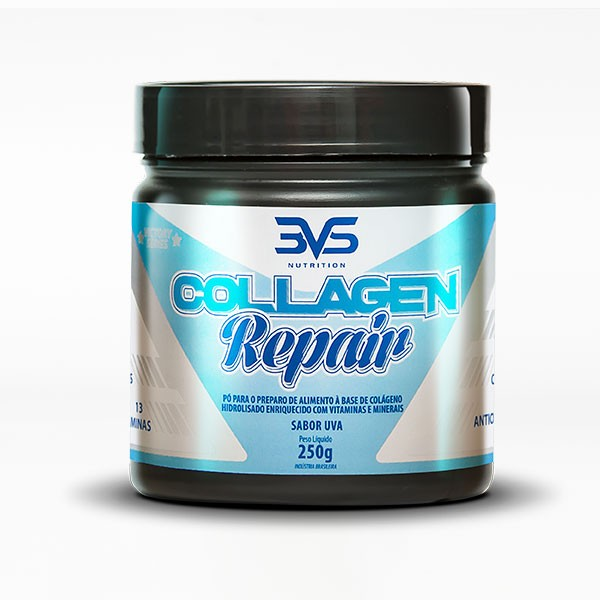 COLLAGEN REPAIR (250G) - 3VS NUTRITION