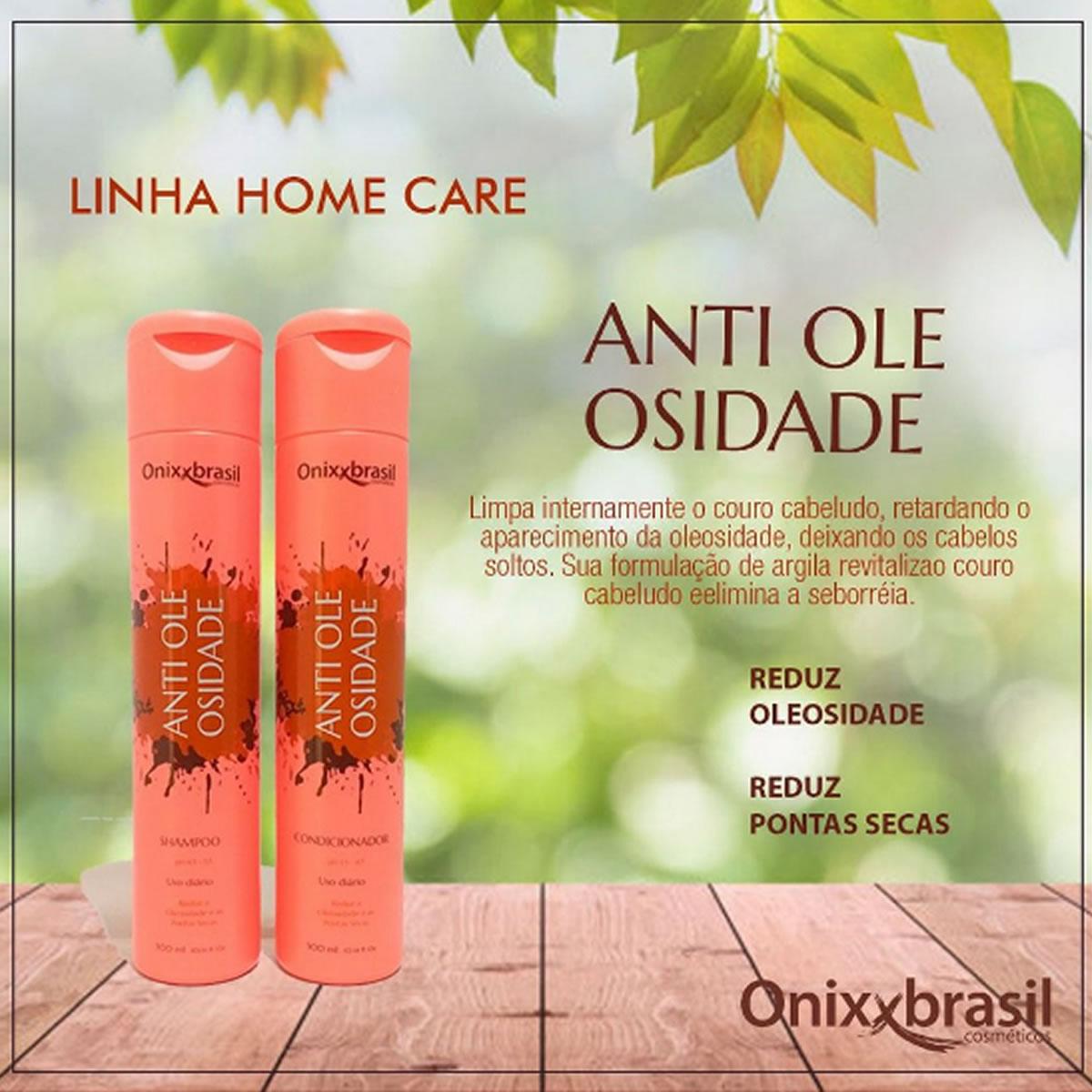 Condicionador Antioleosidade 300Ml - Onixxbrasil