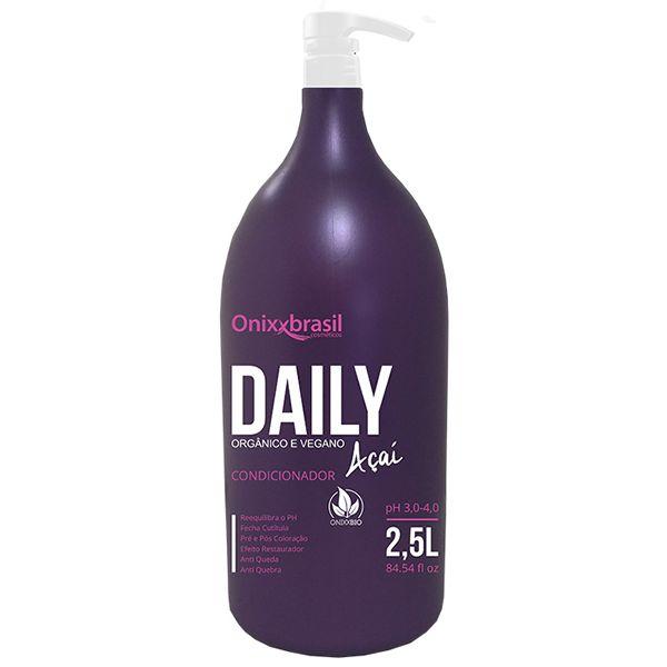 Condicionador Daily Açai 2,5L - Onixxbrasil