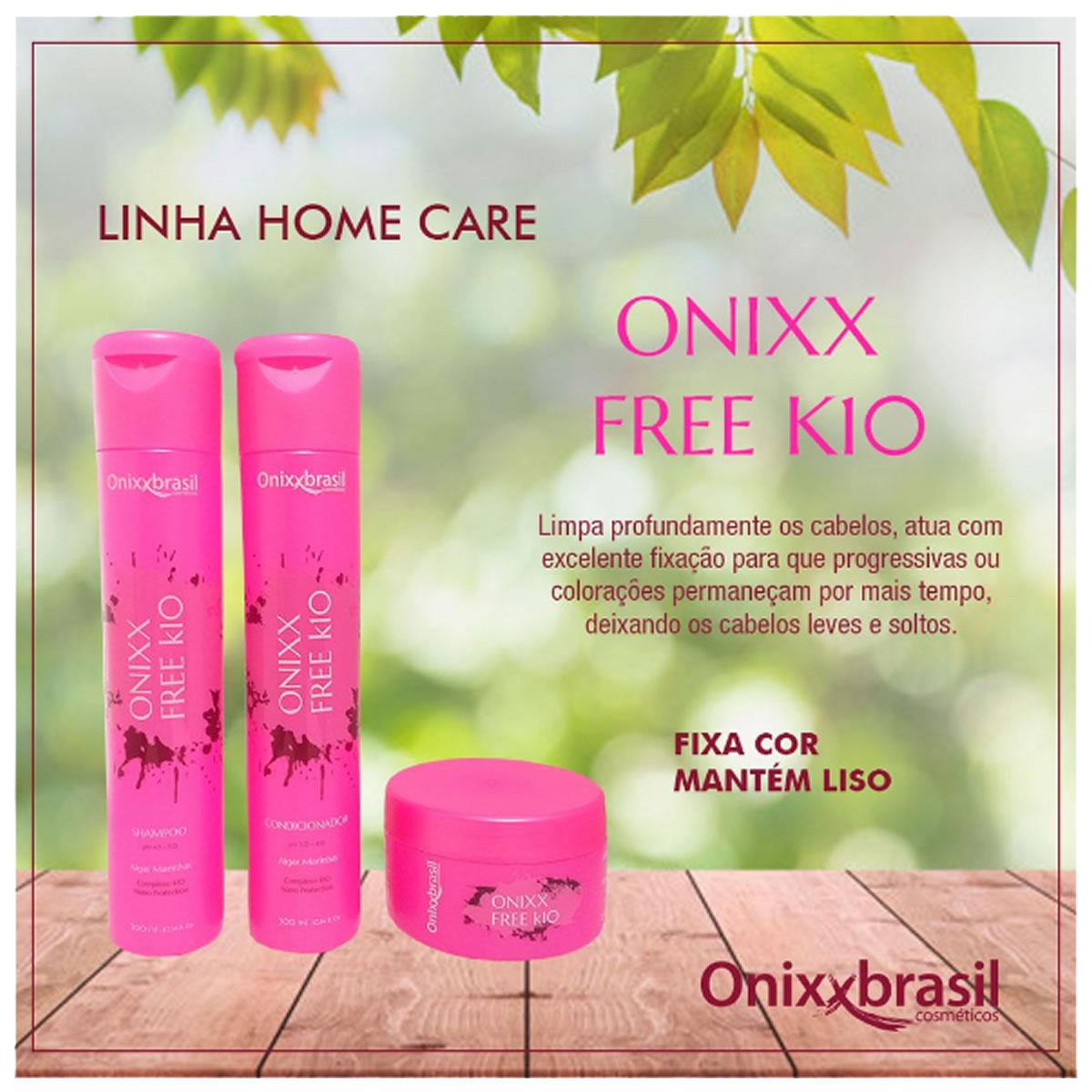 Condicionador Onixx Free K10 300ml - Onixx Brasil