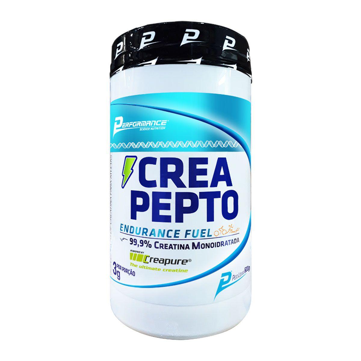 Crea Pepto Creapure 600g - Performance