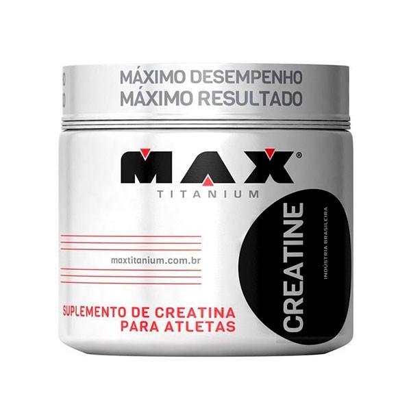 Creatina 100 g - Max Titanium
