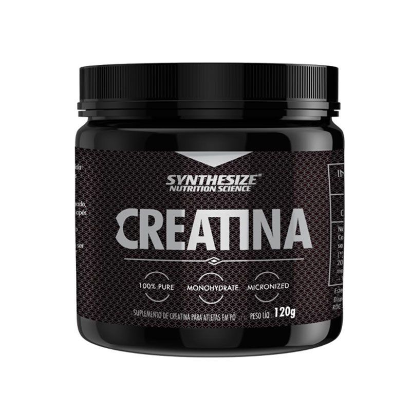 Creatina 120g - Synthesize