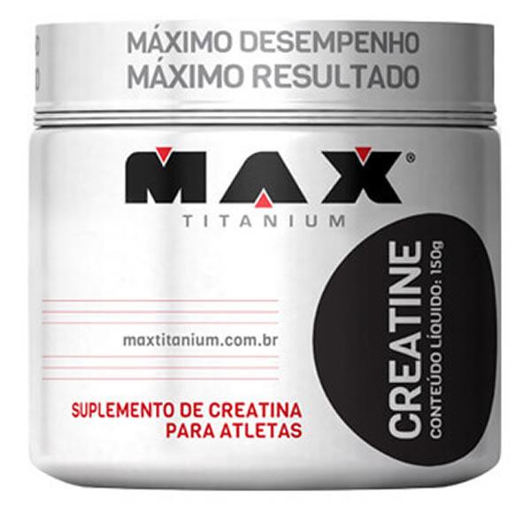 Creatina 150 g - Max Titanium