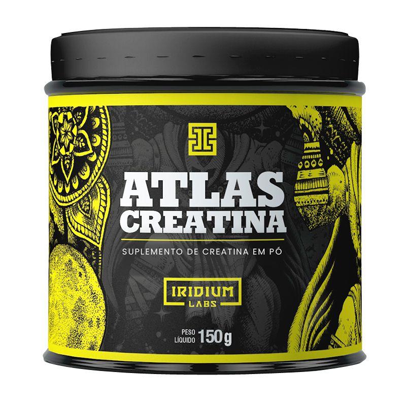 Creatina Atlas - 150g - Iridium Labs