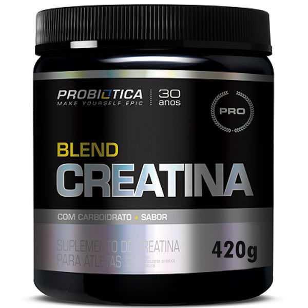 Creatina Blend 420 g - Probiótica