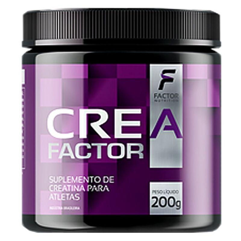Creatina Creafactor - 200g - Factor Nutrition