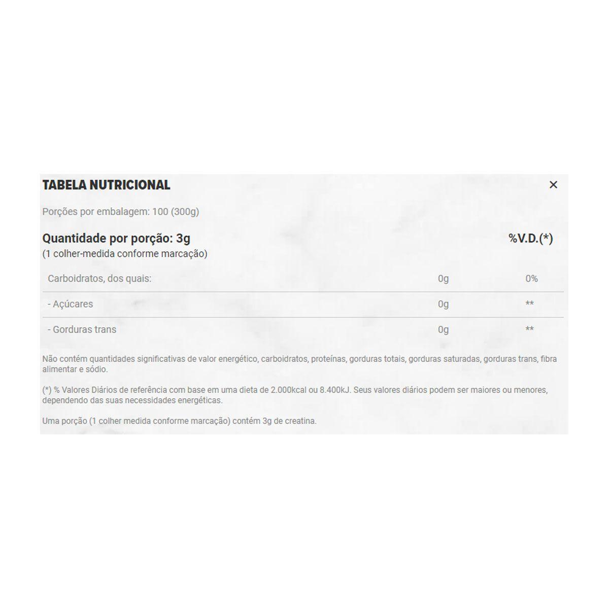 Creatina Crealift 300g - Essential Nutrition