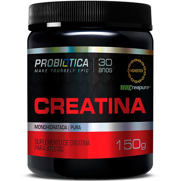 Creatina Creapure 150g - Probiótica