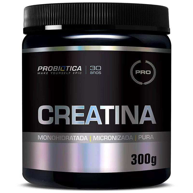Creatina Monohidratada 300 g - Probiótica