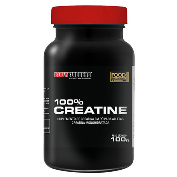 Creatine 100% 100 g - Body Builders