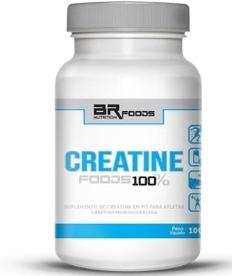 Creatine 100% 100 g - BR Foods