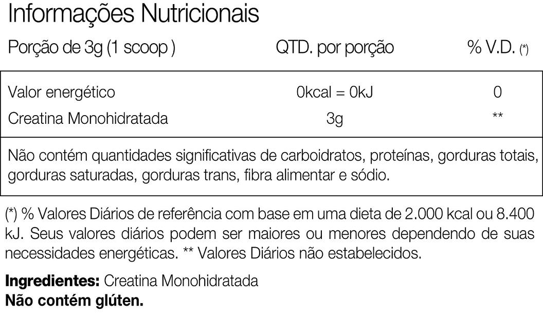 Creatine 100 g - Vitafor