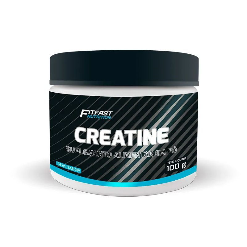 Creatine - 100g - Fit Fast
