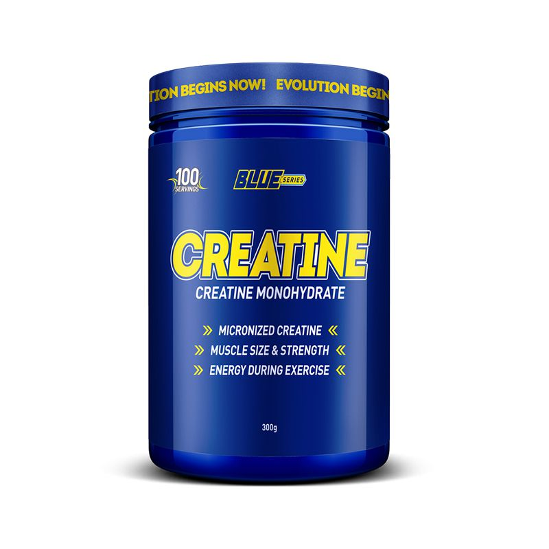 Creatine - 300g - Blue Series