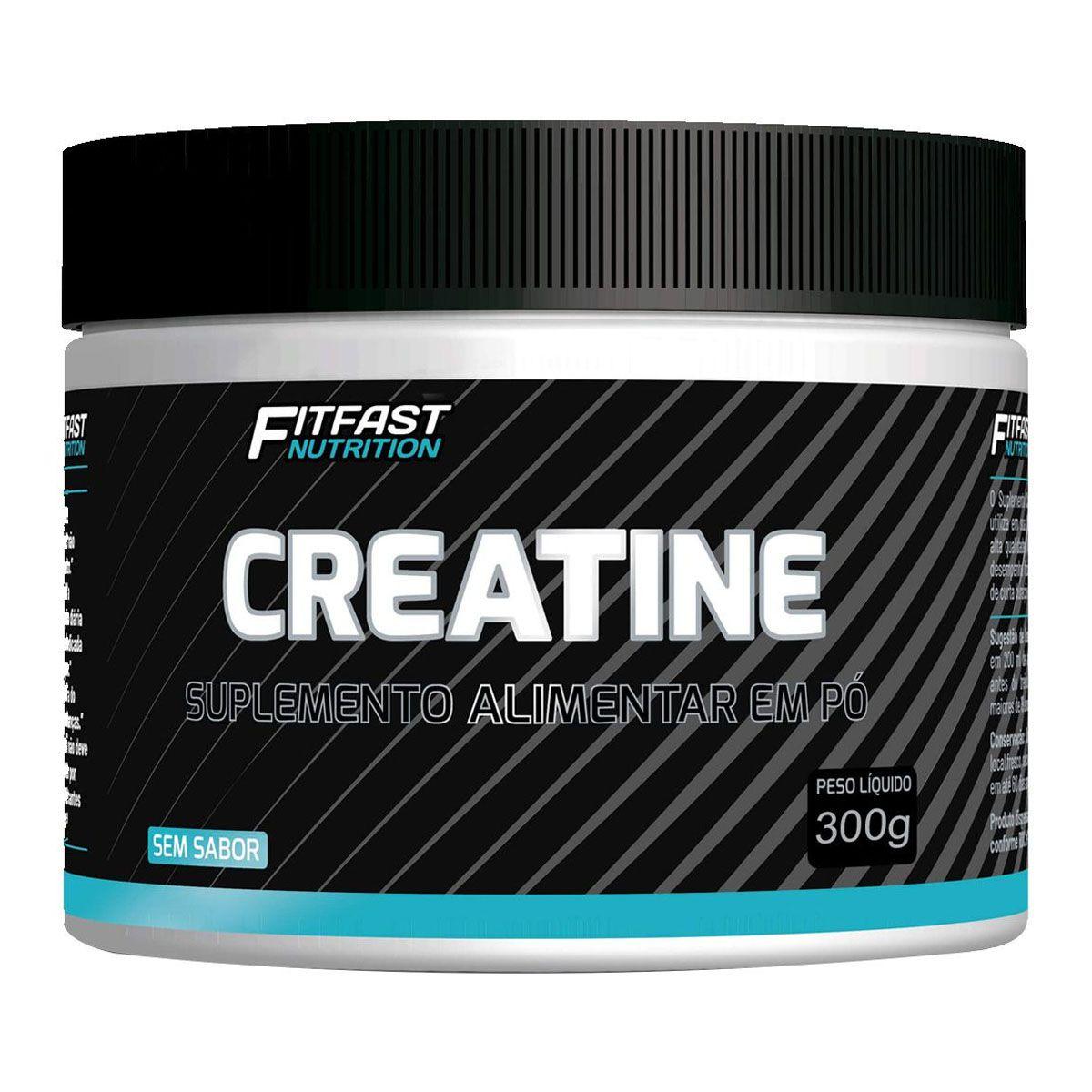 Creatine 300g - Fit Fast