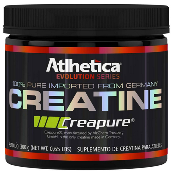 Creatine Creapure 300 g - Atlhetica