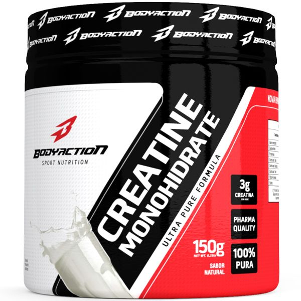 Creatine Monohydrate 150 g - Body Action