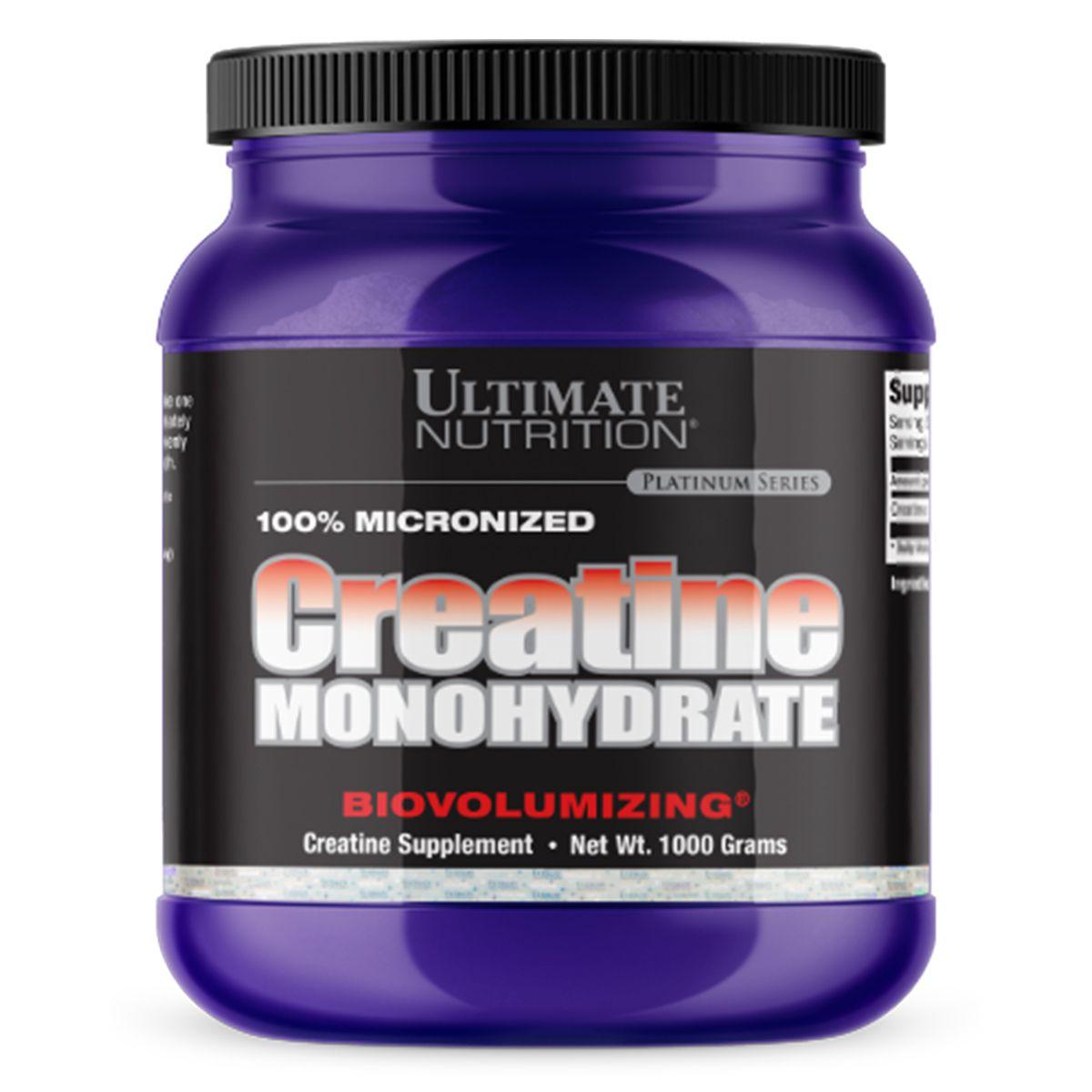 Creatine Monohydrate 1kg - Ultimate Nutrition