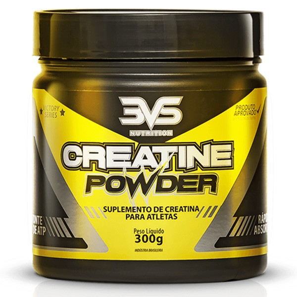 Creatine Powder 300 g - 3vs