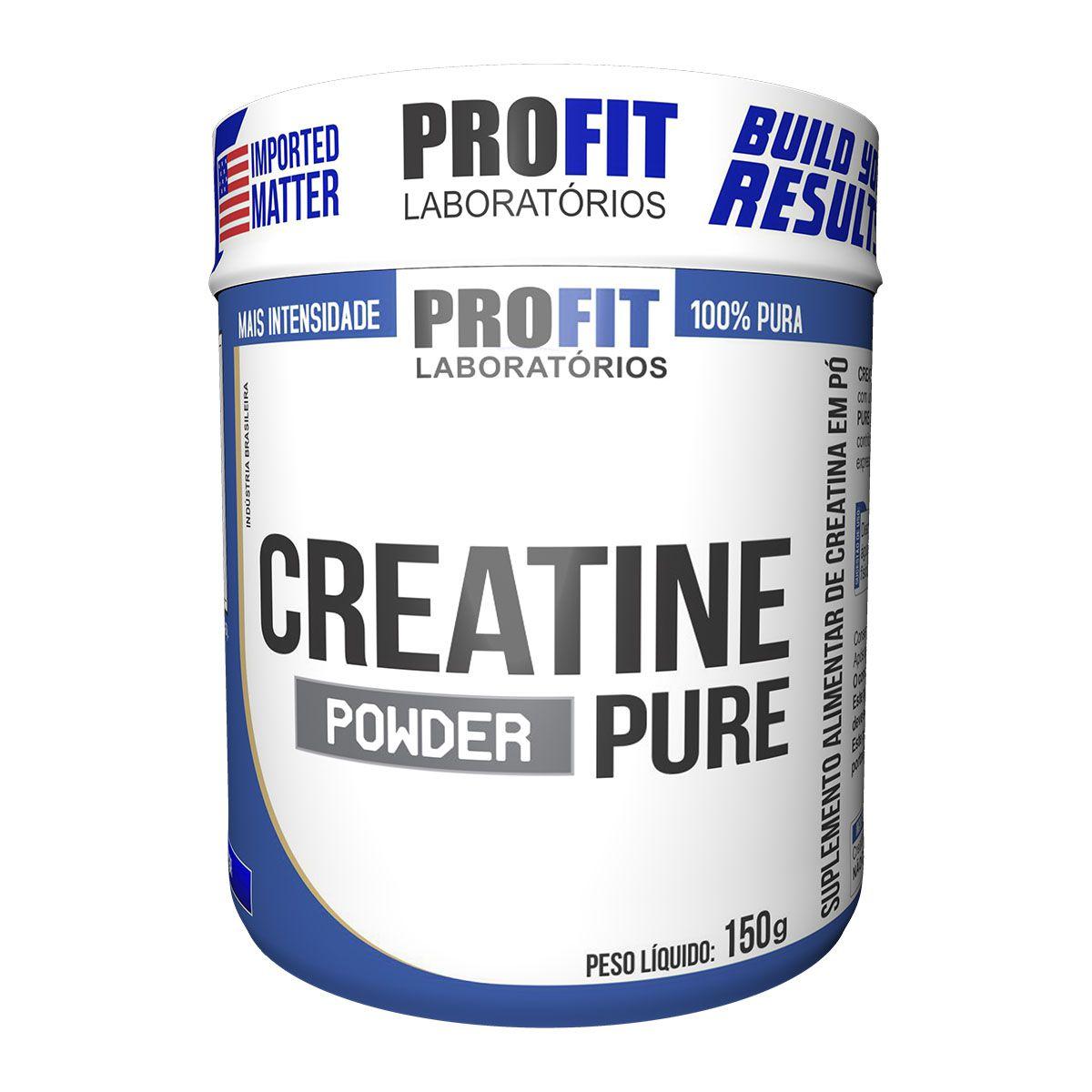 Creatine Powder Pure 150g - Profit