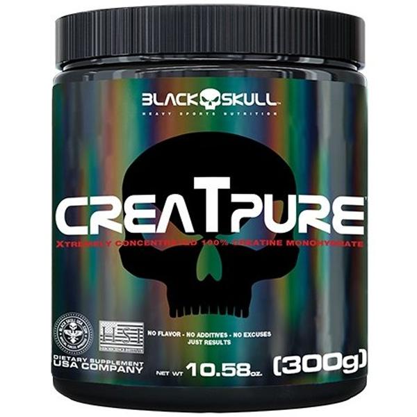 Creatpure 300 g - Black Skull