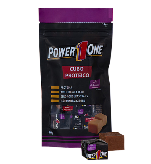 Cubo Proteico (70g) - Power One