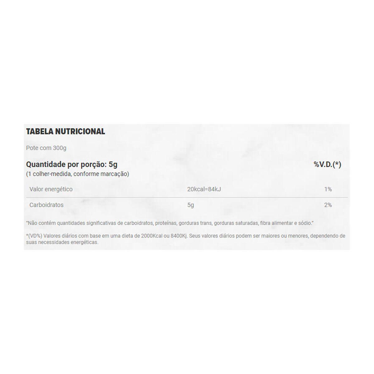 D-Ribose 300g - Essential Nutrition
