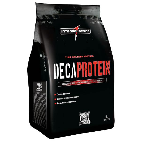 Deca Protein Darkness 1 Kg - Integral Médica