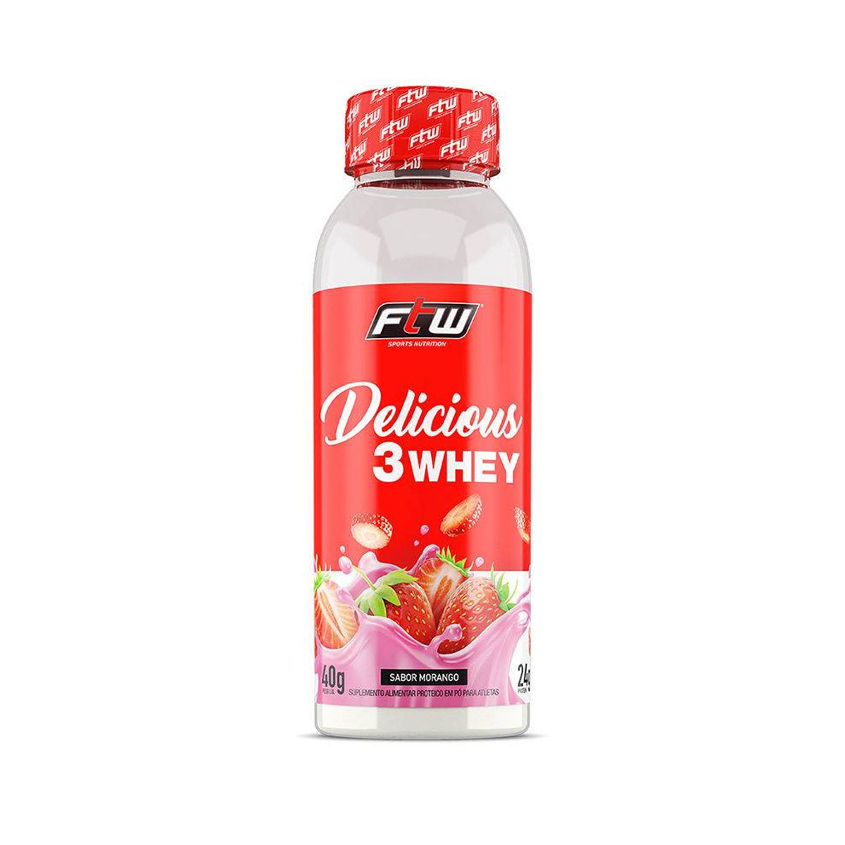 Delicious 3 Whey - 40g - FTW