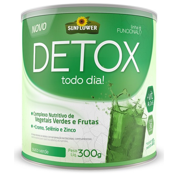 Detox 300 g - Sunflower