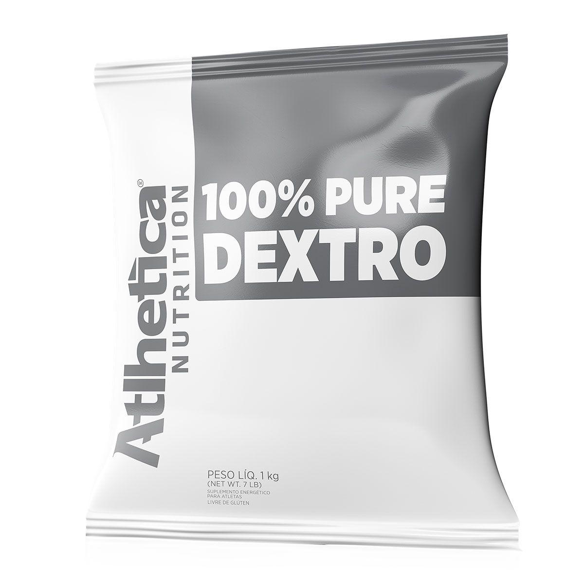 100% Pure Dextrose 1kg - Atlhetica Nutrition