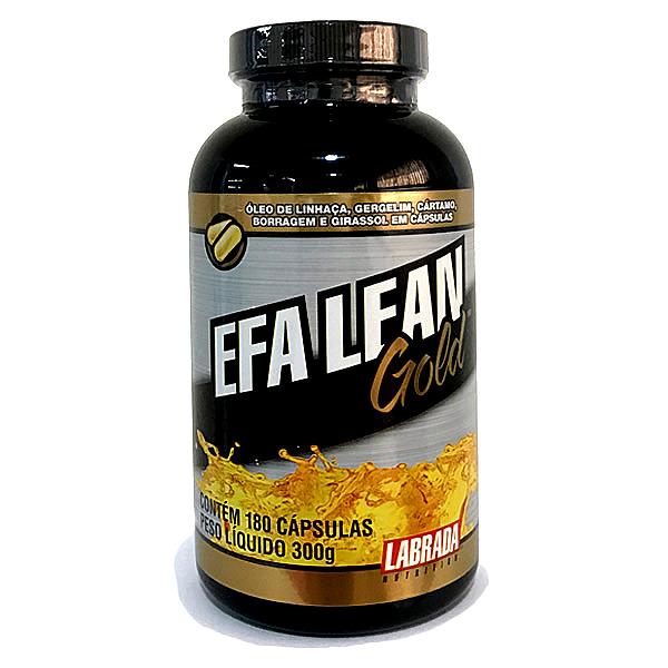 EFA Lean Gold 180 Cápsulas - Labrada