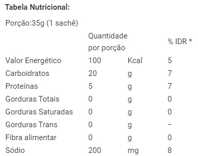 Endurance T-Rex Gel 12 sachês - Vitafor