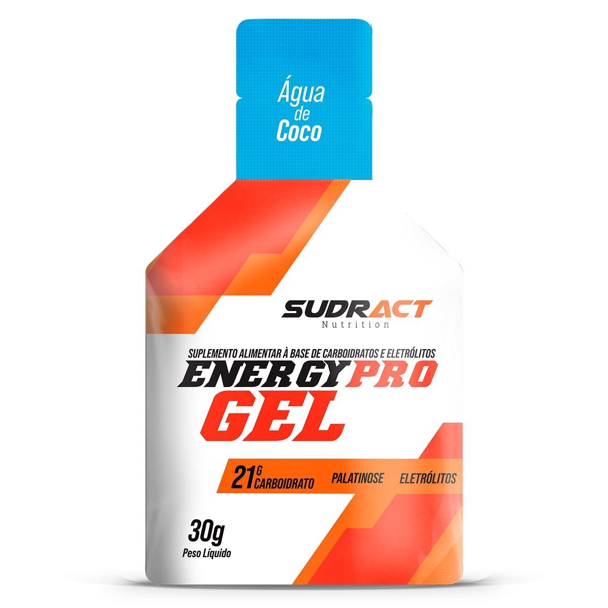 Energy Pro Gel 15 Unidades - Sudract