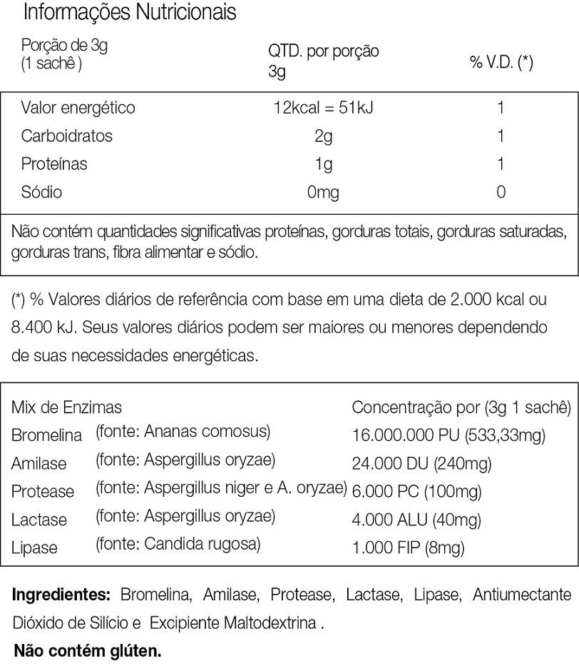 Enzyfor 30 Sachês - Vitafor