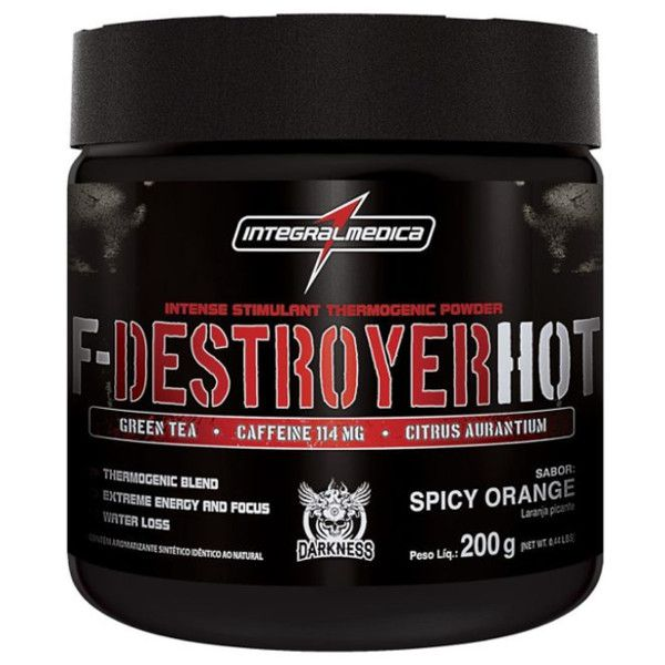 F-Destroyer Hot 200g - Integral Médica