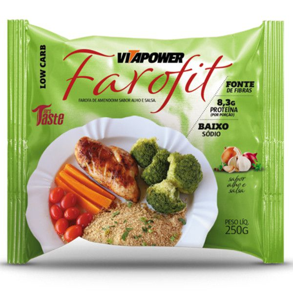 Farofit - 250 g - Vitapower