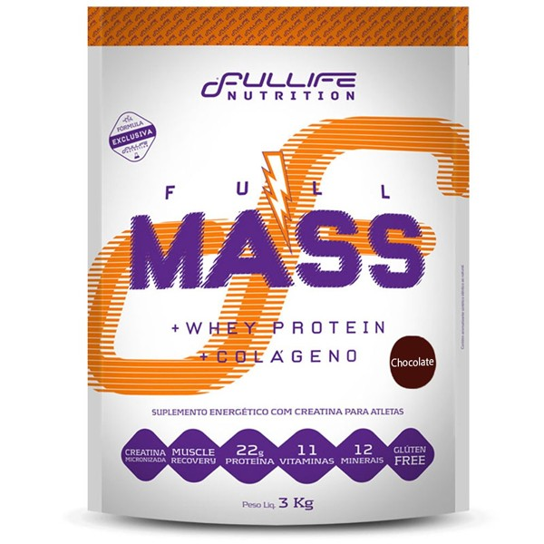 Full Mass 3 kg - Full Life